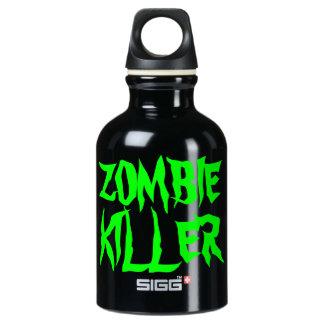 Verde del asesino del zombi