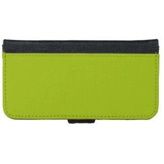 Verde del Booger coloreado Carcasa De iPhone 6