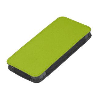Verde del Booger coloreado Funda Para iPhone 5