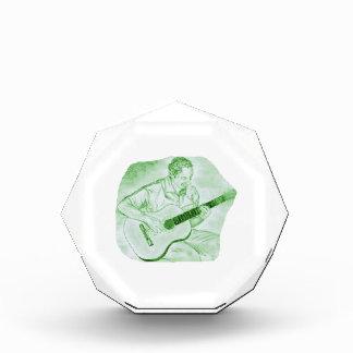 verde del bosquejo del lápiz del jugador de la gui