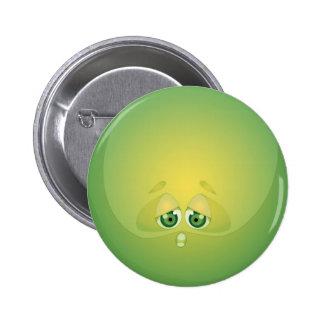 Verde del botón de CutieBounce Pin