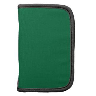 Verde del cadmio organizadores