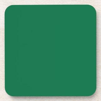 Verde del cadmio posavaso
