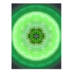 verde del chakra de 4 corazones creado por Tutti