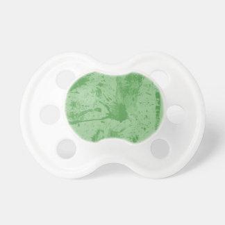 verde del chapoteo chupetes para bebes