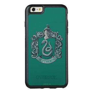 Verde del escudo de Slytherin Funda Otterbox Para iPhone 6/6s Plus