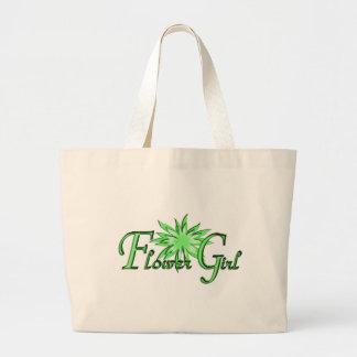 Verde del florista bolsa de mano