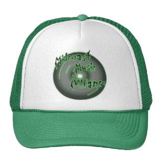 Verde del gorra del Muttahida Majlis-E-Amal