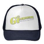 Verde del gorra el | del logotipo del festival de