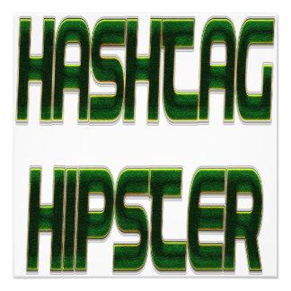 Verde del inconformista de Hashtag Impresiones Fotográficas