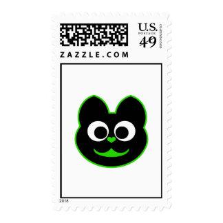 Verde del Kat del gatito Envio