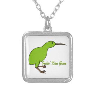Verde del kiwi de Feelin Joyeria