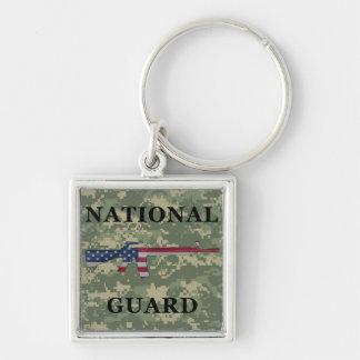 Verde del llavero del Guardia Nacional M16