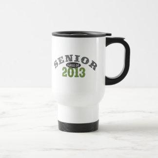 Verde del mayor 2013 taza de viaje