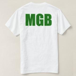 Verde del MGB Playera