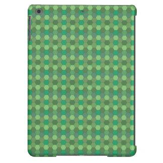 verde del modelo del peine de la miel funda para iPad air