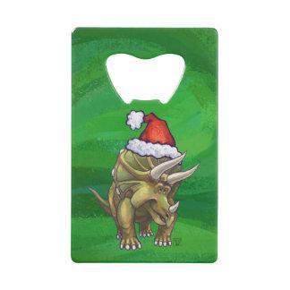 Verde del navidad del Triceratops