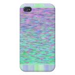 Verde del océano iPhone 4/4S fundas