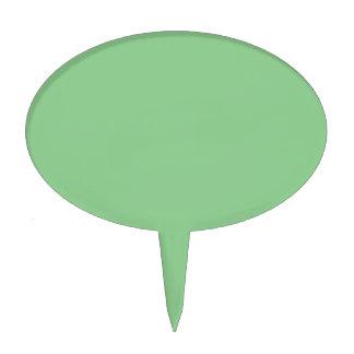 Verde del pistacho figura de tarta
