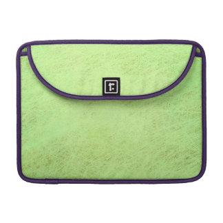 Verde del pistacho funda macbook pro