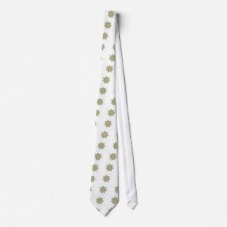 Verde del rosa del molinillo de viento de Paisley Corbatas Personalizadas