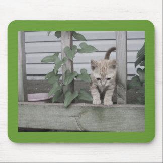 verde del runtt mousepad