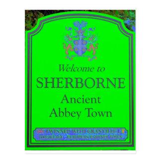 verde del sherborne postal