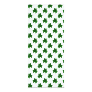 Verde del trébol del 2-Tono en el trébol de St Comunicados Personales