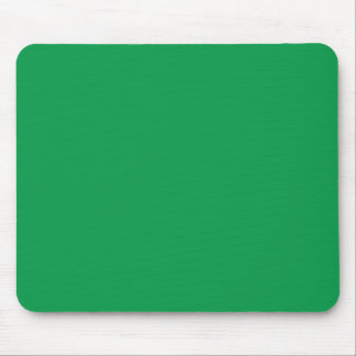 """Verde del trébol"" Alfombrilla De Ratón"