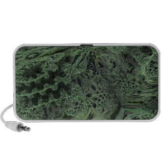 verde digital de la sorpresa laptop altavoz