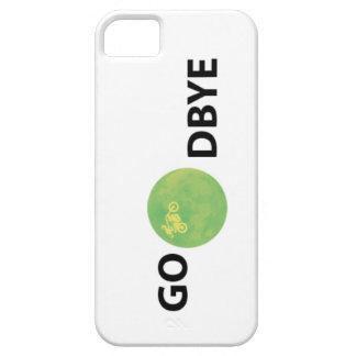 verde dulce adiós iPhone 5 carcasa