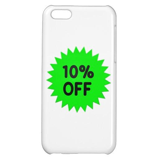 Verde el 10 por ciento apagado