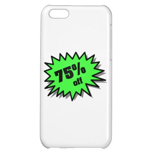 Verde el 75 por ciento apagado