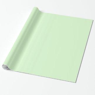 Verde en colores pastel 3