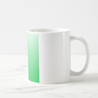 Verde en colores pastel a DarkPastelGreen Taza De Café