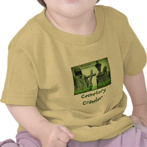 Verde en la correa eslabonada meridional amarilla  camiseta
