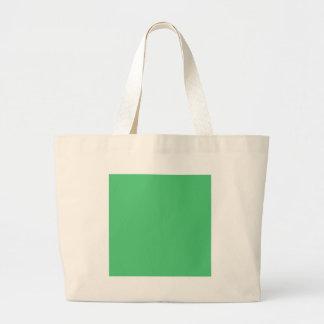 Verde esmeralda bolsa