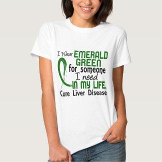 Verde esmeralda para alguien necesito enfermedad camisas