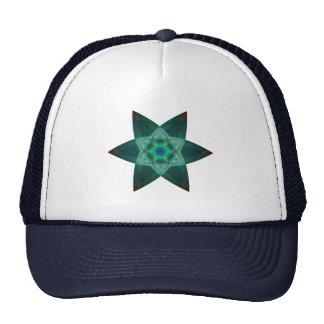 Verde estelar gorra