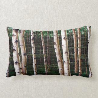 Verde forest lumbar pillow