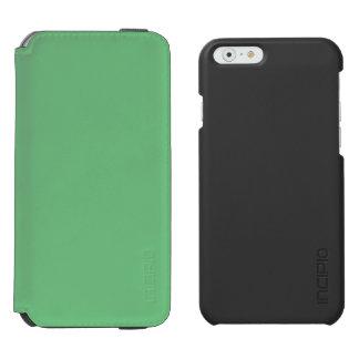 Verde Funda Billetera Para iPhone 6 Watson