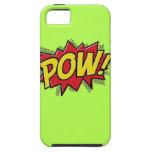 Verde Funda-Impactante del iPhone de la explosión  iPhone 5 Case-Mate Carcasa