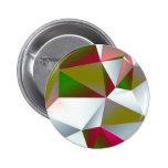 Verde geométrico 02 pin