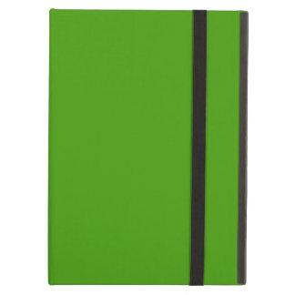 Verde herboso coloreado