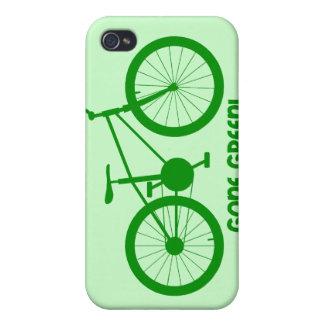 verde ido iPhone 4/4S fundas