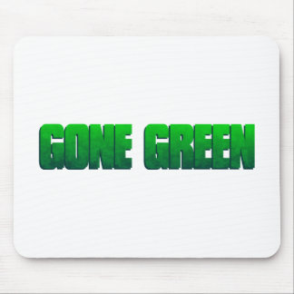 Verde ido mouse pad