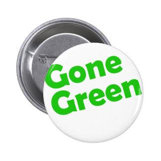 verde ido pin redondo de 2 pulgadas