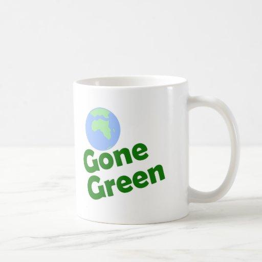 verde ido taza