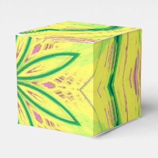 verde impresionante de Kaleido 02 Cajas Para Regalos