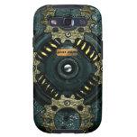 Verde industrial de la caja de la galaxia s3 Steam Samsung Galaxy S3 Carcasa